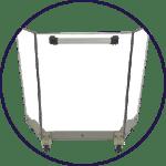 TSD20235-SAF calibration accessory