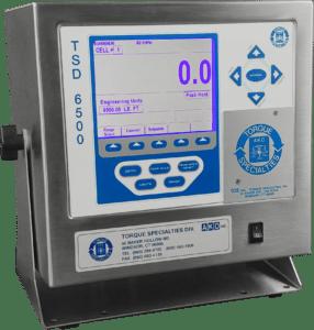 TSD6500 indicator calibrator