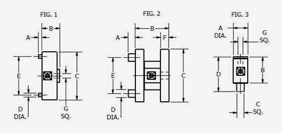 transducer tool chart